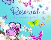 Special Reserved Lisitng for Natalie Palacioz