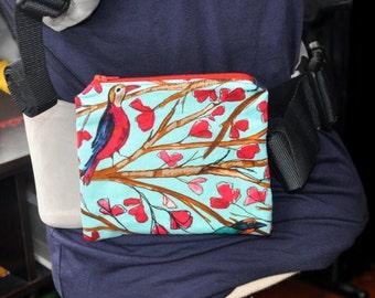 Custom SSC Waist Pouch, Bag, Purse.