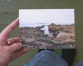 postcard set : coast cards