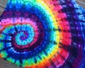 5x tshirt plus size tie dye 5x shirt xxxxxl tie dye rainbow swirl
