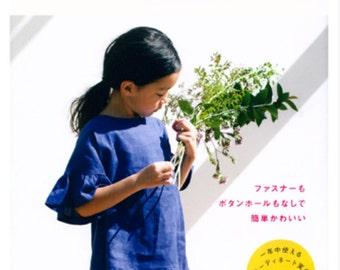Everyday Girls Wear - Japanese Craft Book