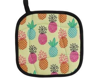 Pineapple Pot Holder