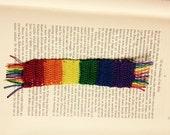 Pride bookmark