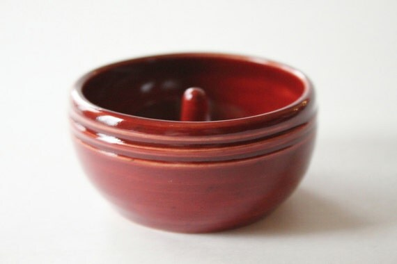 Earring Bowl, Ring Dish,  Pottery for Holding Earrings and rings