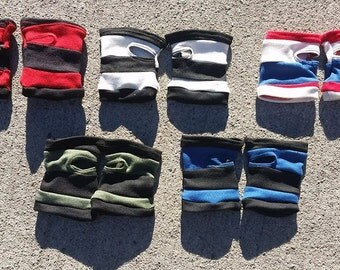 "6"" Sripe cuffs, Flame retardant CarbonX, Kevlar and Nomex"