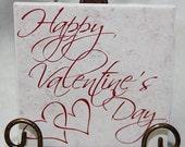 Happy Valentine's Day Tile