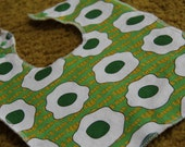 Green Eggs and Ham Baby and Toddler Bib