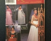 Simplicity 9531 Medieval Princess Dress/Gown Renaissance Costume Collection Pattern