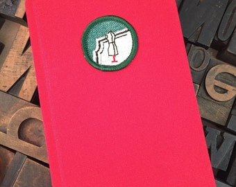 Girl Scout Badge Journal Dressmaker Badge -  Lined