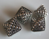 Sterling silver beads-loose beads-beading supplies-sterling silver beading supplies-ONE BEAD