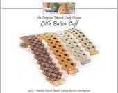 eTUTORIAL Little Button Cuff