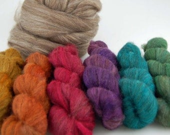 Darkling Rainbow- 6 colors total each at one oz