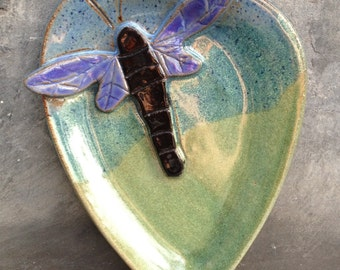 Dragonfly Spoon Rest