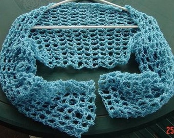 PDF Crochet Shrug Pattern