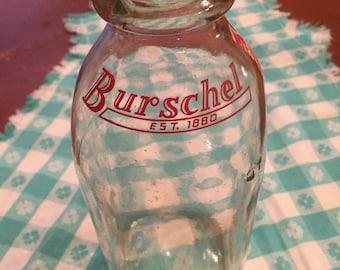 Burschel 1 Quart Milk Bottle