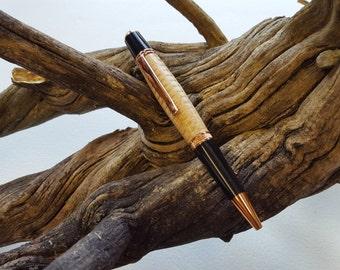 Real Corn Cob Ink Pen
