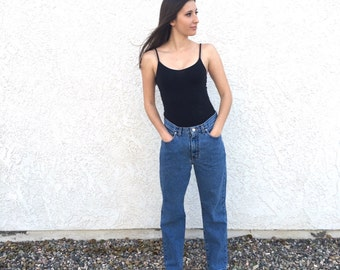 Vintage Calvin Klein high wasted jeans
