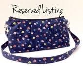 Shoulder Bag Reserved for Tamara