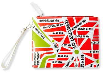 District of Columbia Wrist Purse