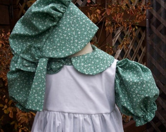 Laura Ingalls dress/Little House Prairie Costume..Special Order only ..PLEASE read lead time.