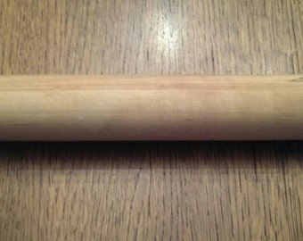 Vintage Small Wooden Rolling Pin