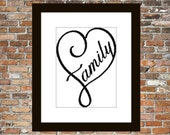 Family - a Counted Cross Stitch Pattern