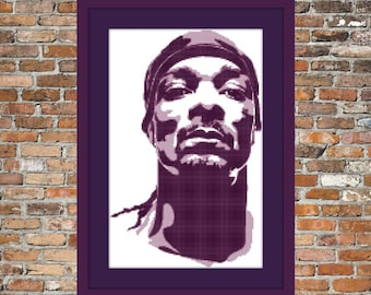 Snoop - a Counted Cross Stitch Pattern