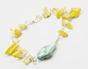 shell bracelet,shell jewelry,Mother of pearl bracelet,Bracelet,jewelry,Summer jewelry,Bracelets,Shell,Shells,