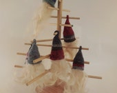 Mountain Gnome Ornaments