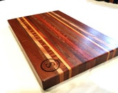 Large Engraved Cutting Board - Personalized Wedding Gift, Anniversary Gift, Custom Gift - Multiple Sizes - Monogrammed Family Established