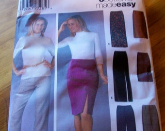 Simplicity 5259 6 bottoms Sewing Pattern