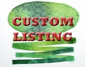 Custom listing for Ilse