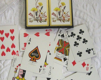 vintage card game . bridge game . vintage bridge game . Hoyle bridge game . Hoyle