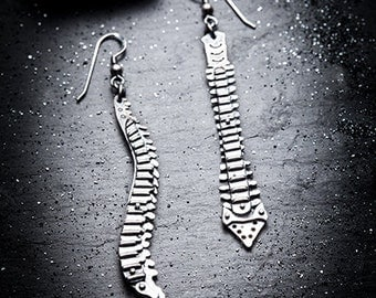 SPINES earrings