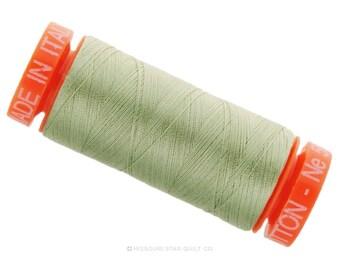MK50 2902 - Aurifil  Light Laurel Green Cotton Thread