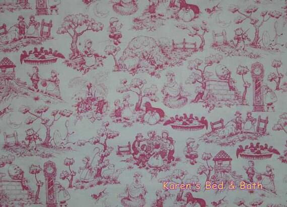 Winnie The Pooh Fabric Disney Eeyore Tigger Kite Toile Cotton ... : toile quilting fabric - Adamdwight.com
