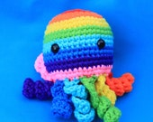 XL Rainbow Octopus