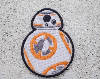 BB-8 Patch (Glow in the Dark)