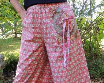 Pocket Pants, Gaucho Pants, Palazzo Pants