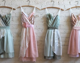 Individual Final Payments for Savannah Long's Custom Bridesmaids Dresses