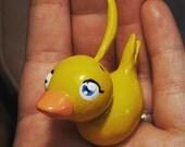 Duck Fanart Sculpture Princess Tutu Ahiru