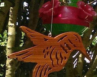 Hummingbird Fretwork