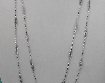 Vintage Silver Chain