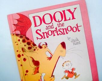 Dooly and the shortshoot - hardback children's book - 1972