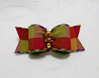 "5/8"" Fall Check Single Loop Dog bow"
