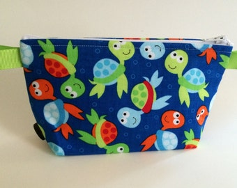 Sea Turtles Notions Pouch