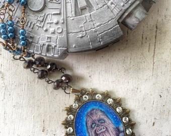 Chewie Pendant