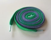 Hand Dyed Shoe Laces (45 inch length) Prep School