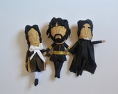 6 Alan Rickman Dolls for a Super Fan!