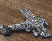 Antique Spirit of St Louis pin